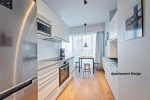 Apartamenty Design Targi MTP, Apartmanok  Poznań - big - 14
