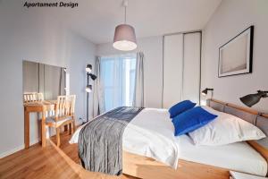 Apartamenty Design Targi MTP, Ferienwohnungen  Posen - big - 13