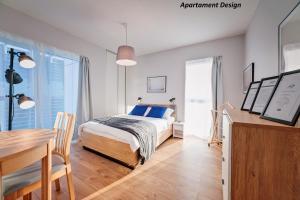 Apartamenty Design Targi MTP, Ferienwohnungen  Posen - big - 12