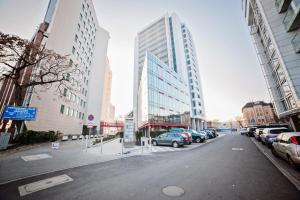 Apartamenty Design Targi MTP, Ferienwohnungen  Posen - big - 11