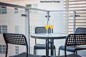 Apartamenty Design Targi MTP, Ferienwohnungen  Posen - big - 10