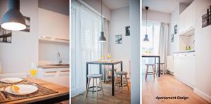 Apartamenty Design Targi MTP, Ferienwohnungen  Posen - big - 9