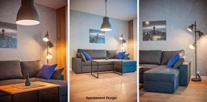 Apartamenty Design Targi MTP, Ferienwohnungen  Posen - big - 8