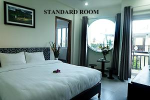 Paradise Hotel, Hotels  Hoi An - big - 22