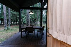 Baza otdiha Lesnaya Obitel, Country houses  Roshchino - big - 32