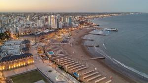 Apartamento Eden frente a la playa, Apartmanok  Mar del Plata - big - 28