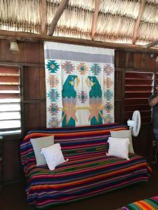 Green Parrot Beach Houses and Resort, Lodge  Maya Beach - big - 87