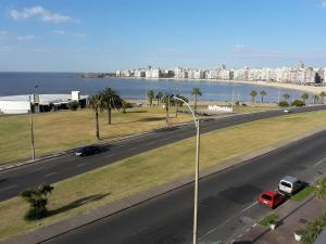 La vista de Montevideo
