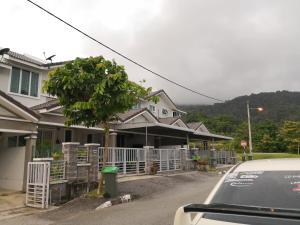 Aalisha Pulau Langkawi House, Дома для отпуска  Куах - big - 24