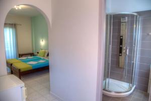 Hotel Mochlos, Апартаменты  Мохлос - big - 21