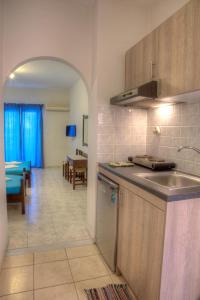 Hotel Mochlos, Апартаменты  Мохлос - big - 12