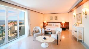 Residence Villa Montenegro, Apartmány  Sveti Stefan - big - 38