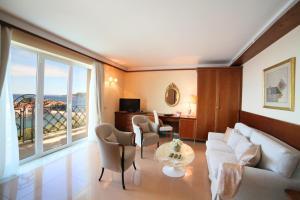 Residence Villa Montenegro, Apartmány  Sveti Stefan - big - 17