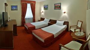 Hotel Ukraine Rivne, Hotel  Rivne - big - 5