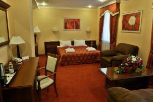Hotel Ukraine Rivne, Hotel  Rivne - big - 7