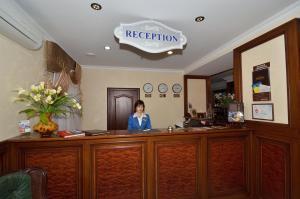 Hotel Ukraine Rivne, Hotel  Rivne - big - 32