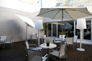 Hotel Praia, Отели  Назаре - big - 106
