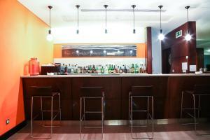 Hotel Praia, Отели  Назаре - big - 113
