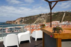 Hotel Praia, Отели  Назаре - big - 127