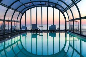 Hotel Praia, Отели  Назаре - big - 122