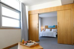 Hotel Praia, Отели  Назаре - big - 107