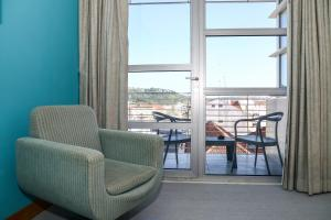 Hotel Praia, Отели  Назаре - big - 36