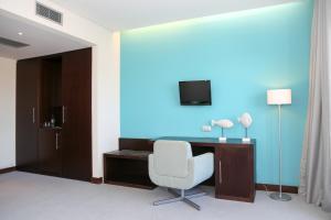 Hotel Praia, Отели  Назаре - big - 115