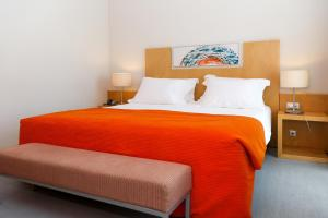 Hotel Praia, Отели  Назаре - big - 117