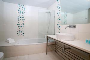 Hotel Praia, Отели  Назаре - big - 120