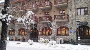Hotel Ciria, Отели  Бенаске - big - 46
