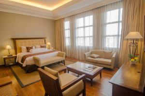 The Sunan Hotel Solo, Hotel  Solo - big - 27