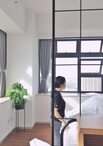 L&L Loft Apartment, Apartmány  Xiamen - big - 9