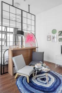 L&L Loft Apartment, Apartmány  Xiamen - big - 8