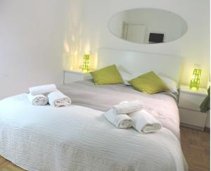 Key Apartments Cosimato - abcRoma.com