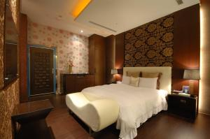 Dubai Motel, Motel  Yilan City - big - 38