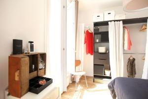 Charming apartment-Canal St Martin-Amazing prices!, Apartmanok  Párizs - big - 5