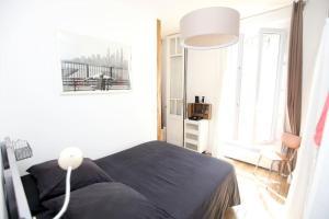 Charming apartment-Canal St Martin-Amazing prices!, Apartmanok  Párizs - big - 6