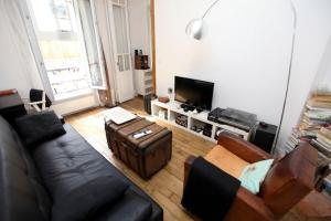 Charming apartment-Canal St Martin-Amazing prices!, Apartmanok  Párizs - big - 8
