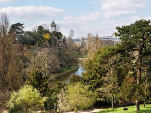 Charming apartment-Canal St Martin-Amazing prices!, Appartamenti  Parigi - big - 21