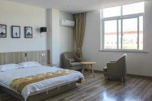 Jixi International Youth Hostel, Hotel low cost  Jixi - big - 38
