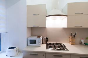Astoria 1BR Apartment, Apartmanok  Szentpétervár - big - 5