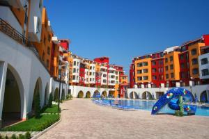 Bulgarienhus Marina apartments, Apartments  Aheloy - big - 20