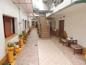 hotel santa teresita, Hotely  Mar del Plata - big - 17