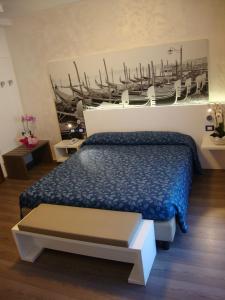 Hotel Venezia, Szállodák  Caorle - big - 6