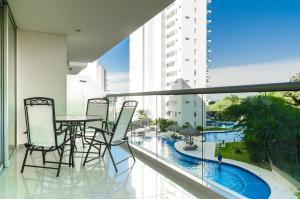 Torres Del Mar, Apartmanok  Santa Marta - big - 1