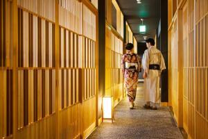 Kawaguchiya Kinosaki Riverside Hotel, Hotely  Toyooka - big - 63