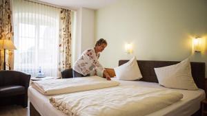 Hotel Am Schloss, Hotely  Alzey - big - 13
