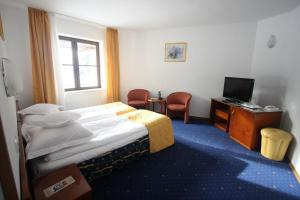 Hotel Ruia, Hotely  Poiana Brasov - big - 16