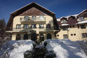 Hotel Ruia, Hotely  Poiana Brasov - big - 17