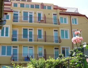 2 hvězdičkový penzion Andonov Guest House Sozopol Bulharsko